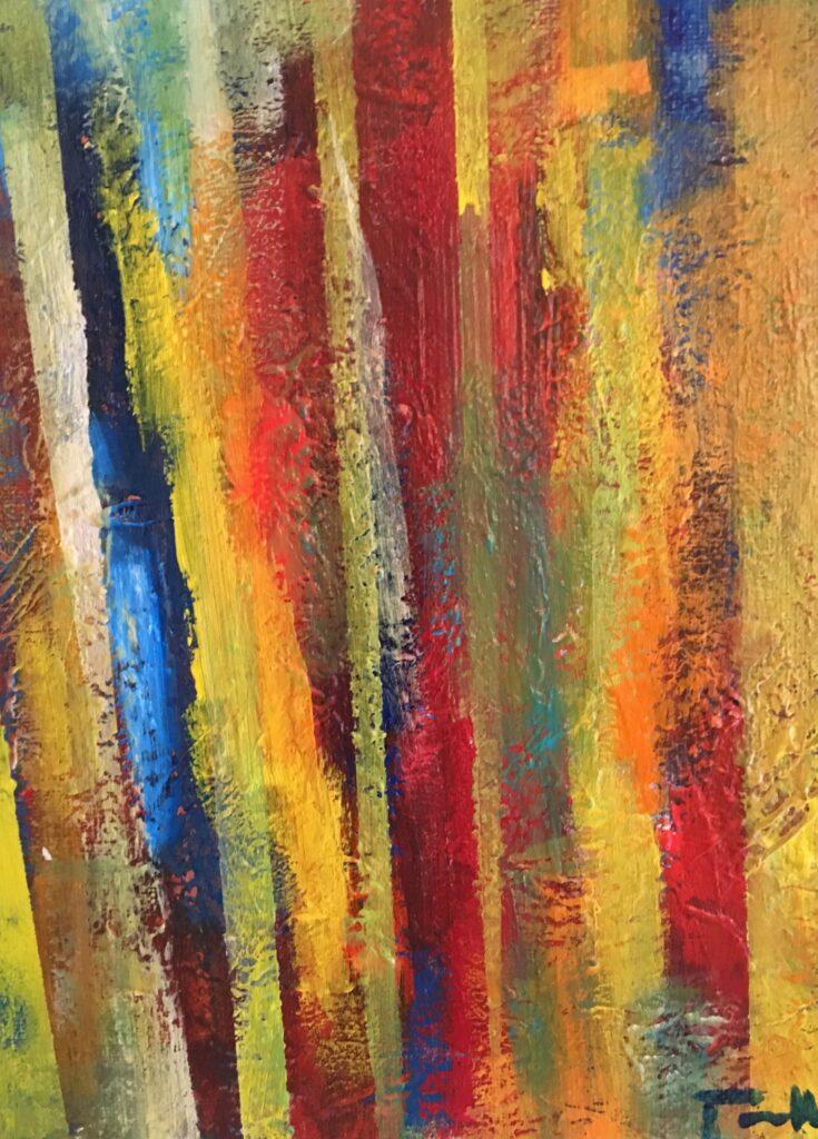 Tine Weppler Bark fra Cedertræ 25 x 18 cm.